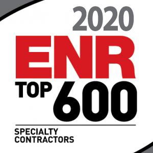 Arden makes ENR's Top 600 Specialty Contractors List