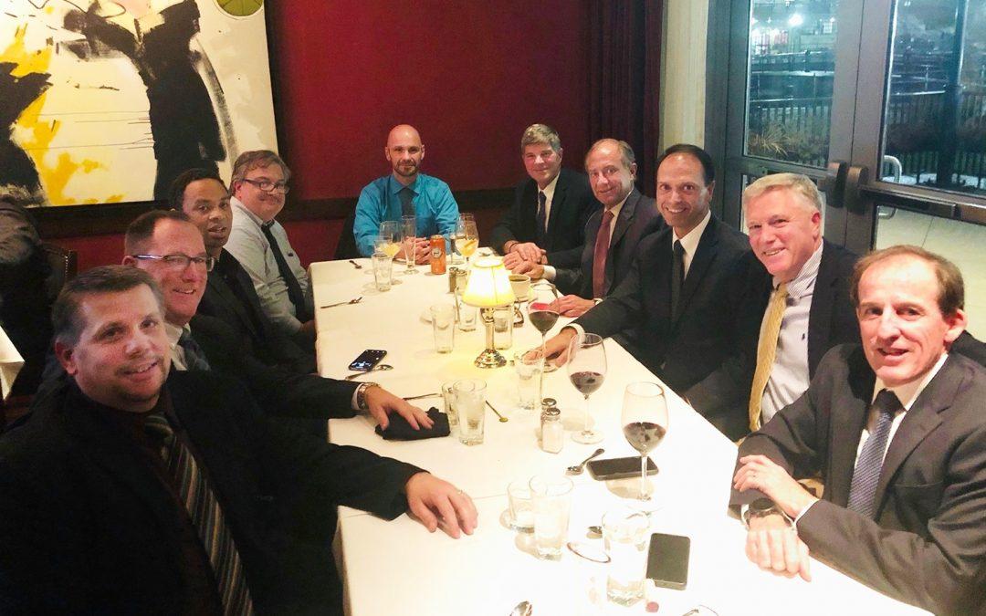 Management Team Dinner