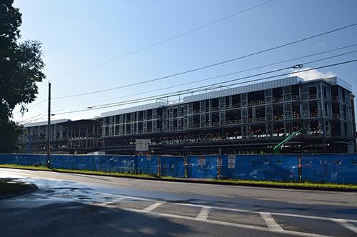 New Attleboro High School